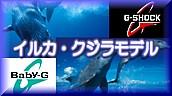 G-SHOCK/Baby-Gイルカ・クジラモデル